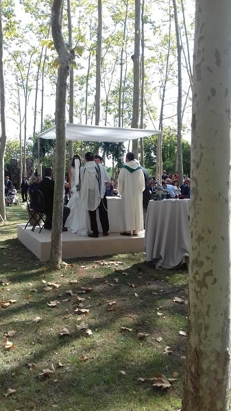 priest and rabbi wedding